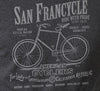 American Cyclers - SFCycle - bike t-shirt 3