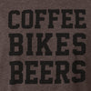 Coffee Bikes Beer - SFCycle - 3 Cycling clothing