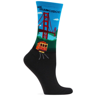 Women's San Francisco Socks