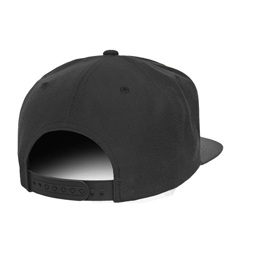 86f22ddc4 Cyclist Republic Snapback Hat Black