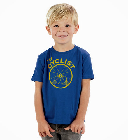 The Cyclist Kid's - SFCycle - 1 cycling t shirts