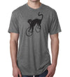 Cat-cycle t shirt - Cycling t shirts