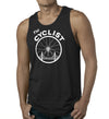 The Cyclist Men's Tank - SFCycle cycling t-shirt