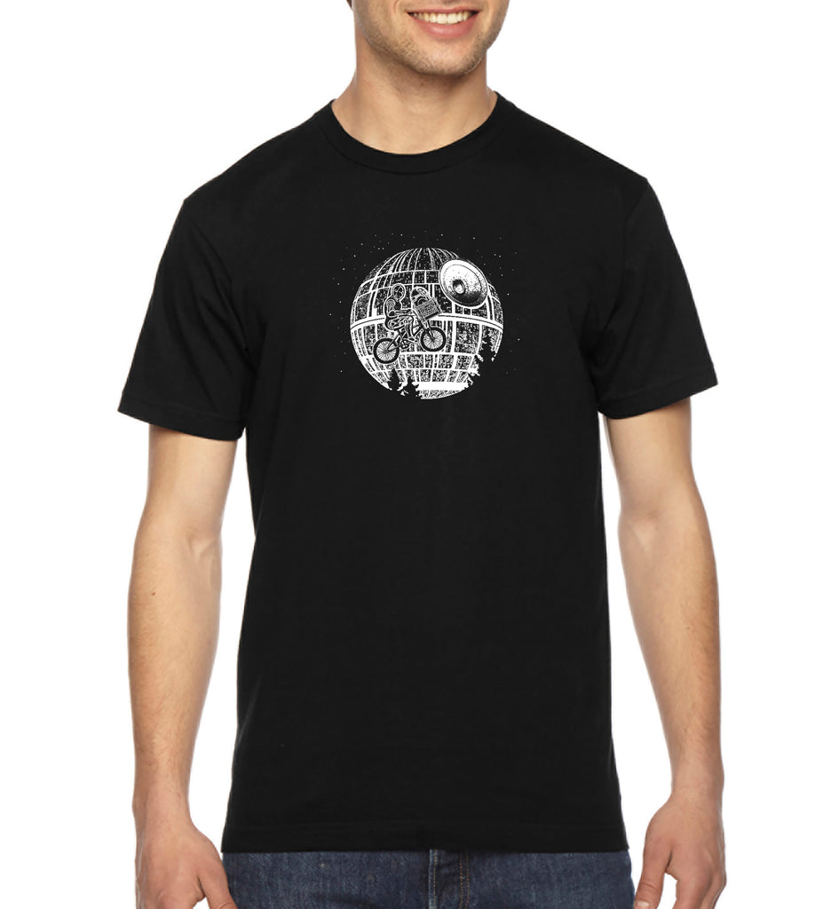 Deathstar x E.T. - SFCycle -Cycling T-shirts 1