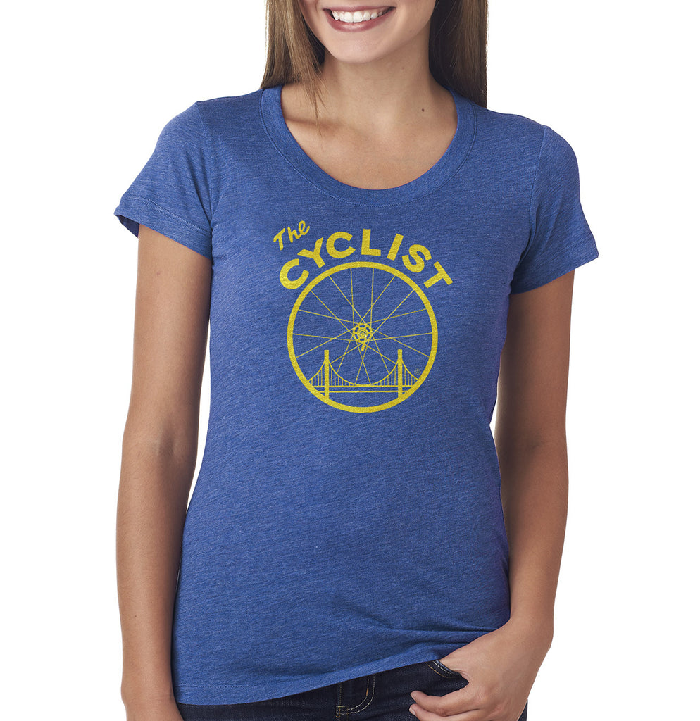 The Cyclist Women's - SFCycle - 1 cycling t-shirt