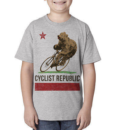 Cyclist Republic Youth - SFCycle - 1 Bike t shirts