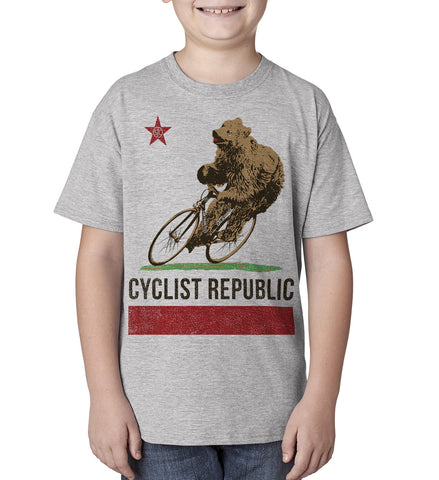 Cyclist Republic Youth - SFCycle - 1 Bike t-shirt