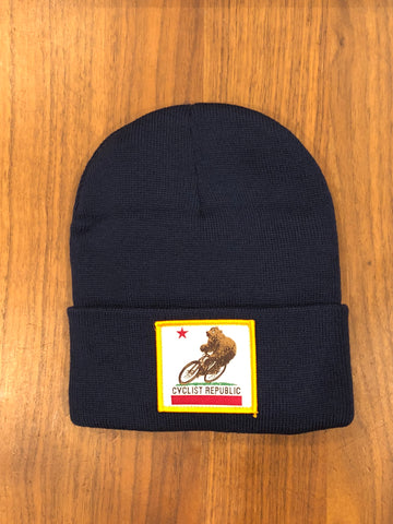Cyclist Republic Cuffed Beanie