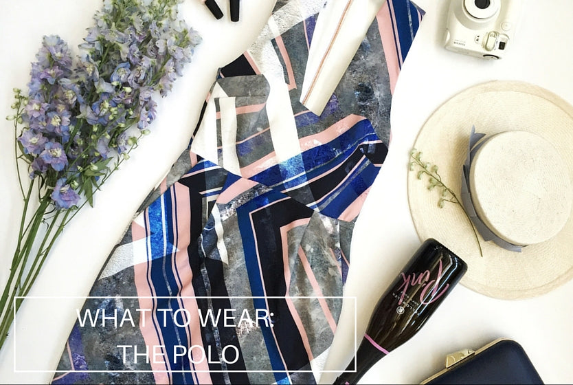 What to Wear: The Polo