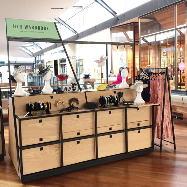 Her Wardrobe Pop Up Highpoint Shopping Centre