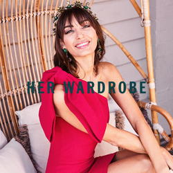 Her Wardrobe GIFT VOUCHER for rent - Her Wardrobe Dress Rental