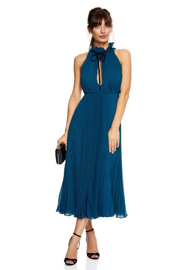 Jill Jill Stuart High Neck Gown for rent - Her Wardrobe Dress Rental