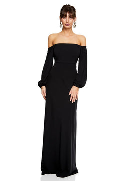 Jill Jill Stuart Off Shoulder Gown for rent - Her Wardrobe Dress Rental