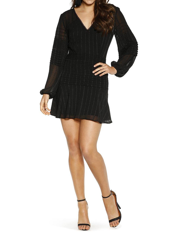 Chaleur LS Mini Dress