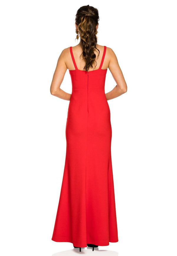 Constance Gown - Scarlet