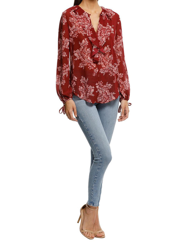 Mayflower Blouse