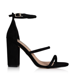 Billini Marlie - Black Suede for rent - Her Wardrobe Dress Rental