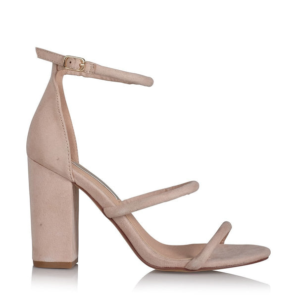 Billini Marlie - Nude Suede for rent - Her Wardrobe Dress Rental