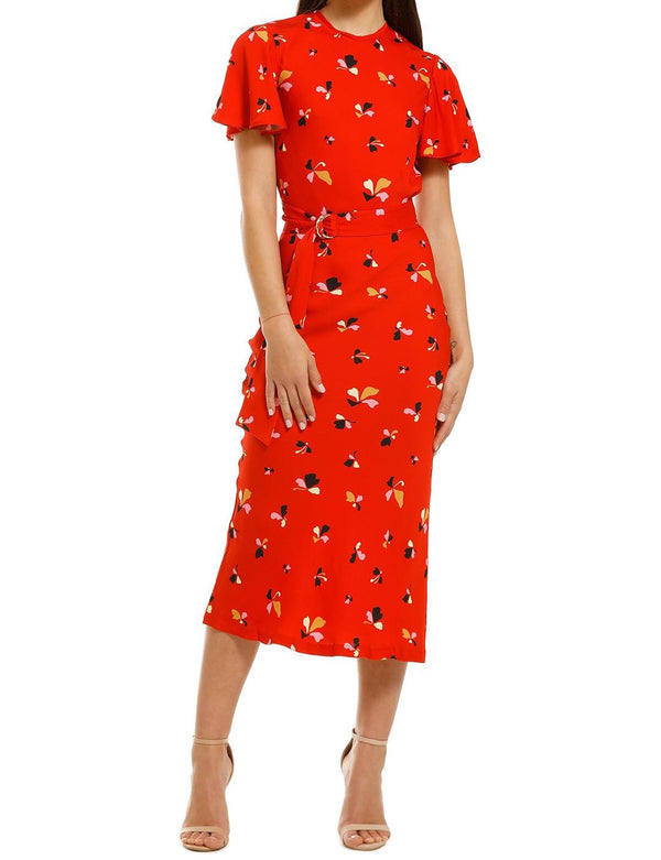 Ruby SS Midi Dress
