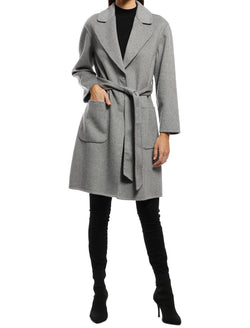 Chicago Coat - Grey