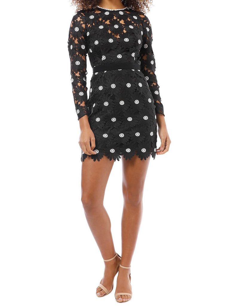 The Icon LS Mini Dress