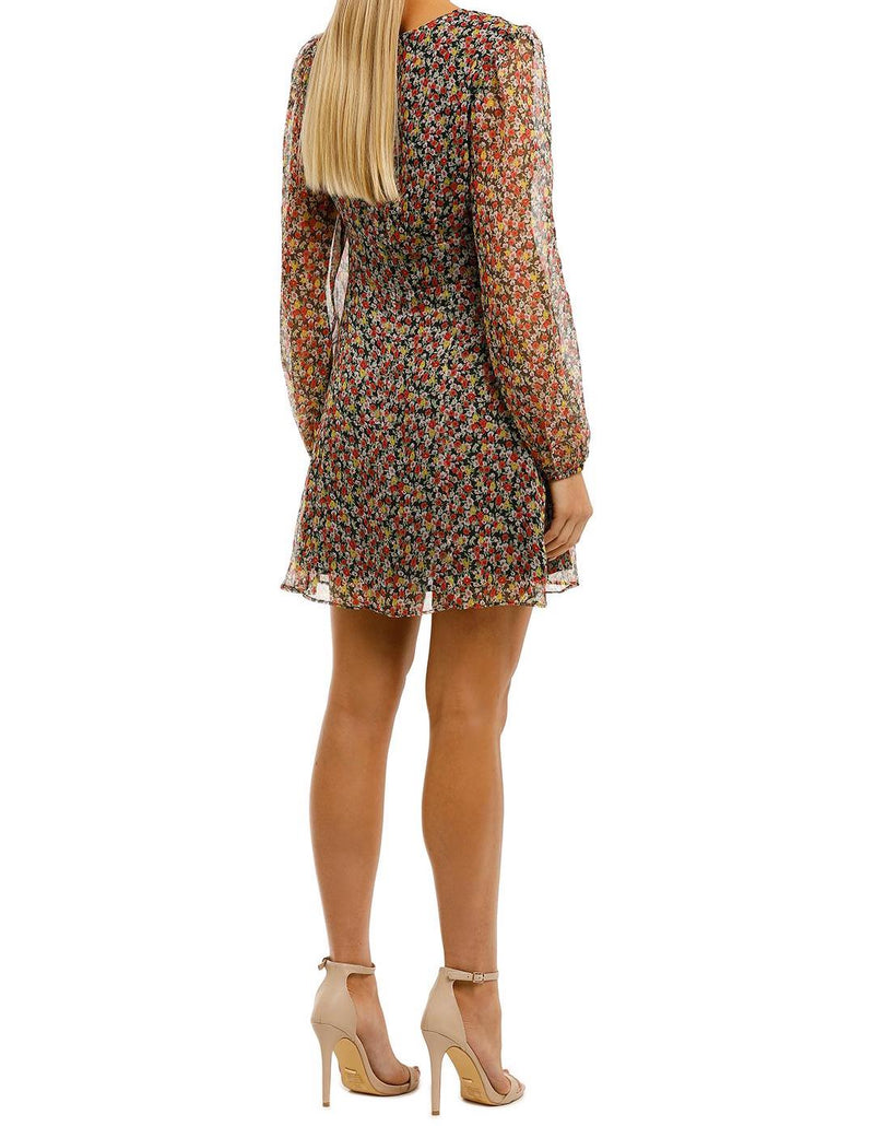 Brooklyn LS Mini Dress