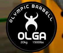 Load image into Gallery viewer, Obsidian Olympic Weightlifting Barbell