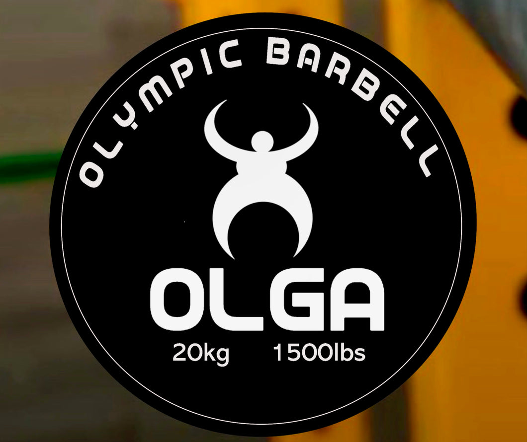 Obsidian Olympic Weightlifting Barbell