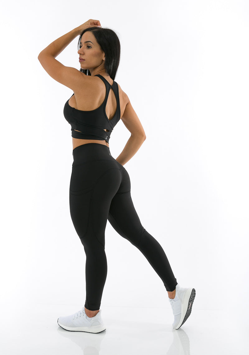 Legging anthracite chic