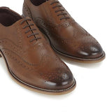 London Brogues - Gatsby Shoe plain