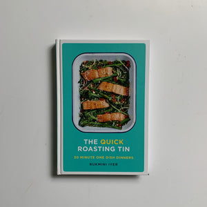 The quick roasting tin cookbook