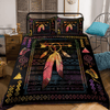 Beautiful Native Dreamcatcher Personalized Name Duvet Cover Bedding Set