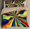 Hippie Painting Duvet Cover Bedding Set