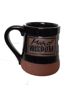 Coffee Mug - Man of Wisdom