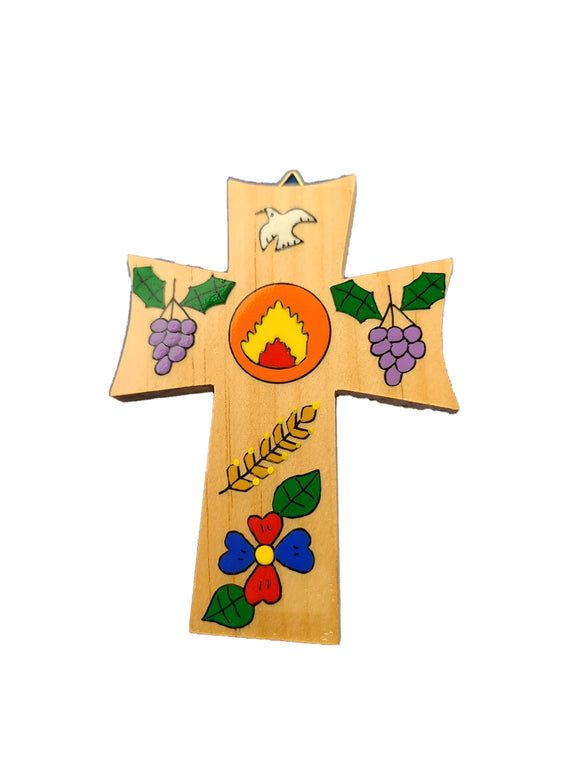 Holy Spirit Cross - AG-3238