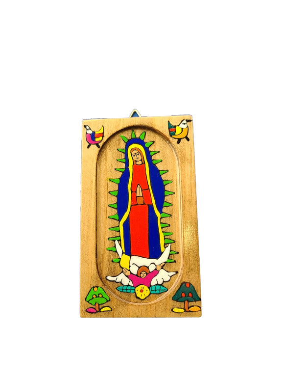 Guadalupe Plaque - AG-3243
