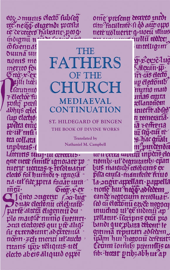The Fathers of the Church Mediaeval Continuation