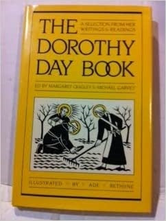 The Dorothy Day Book