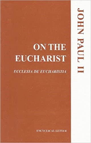 On The Eucharist