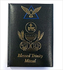 Blessed Trinity Missal