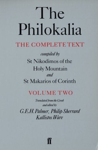 The Philokalia Vol Two