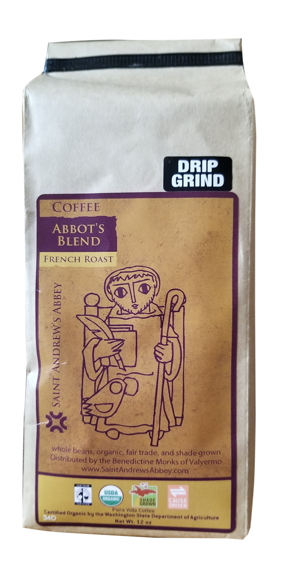 Abbot's Blend - French Roast