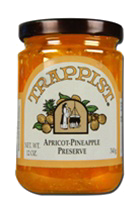 Trappist Preserves - Apricot-Pineapple Preserves