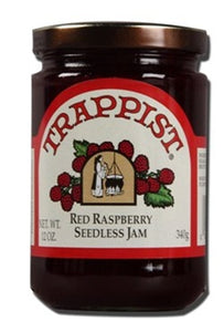 Trappists Preserves - Red Raspberry Seedless Preserves
