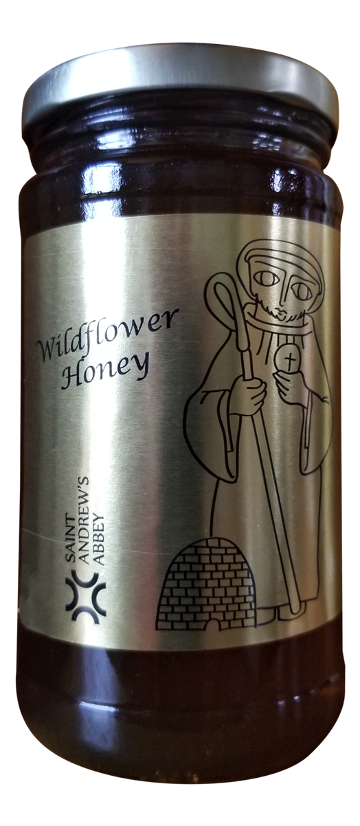 Abbey Wildflower Honey