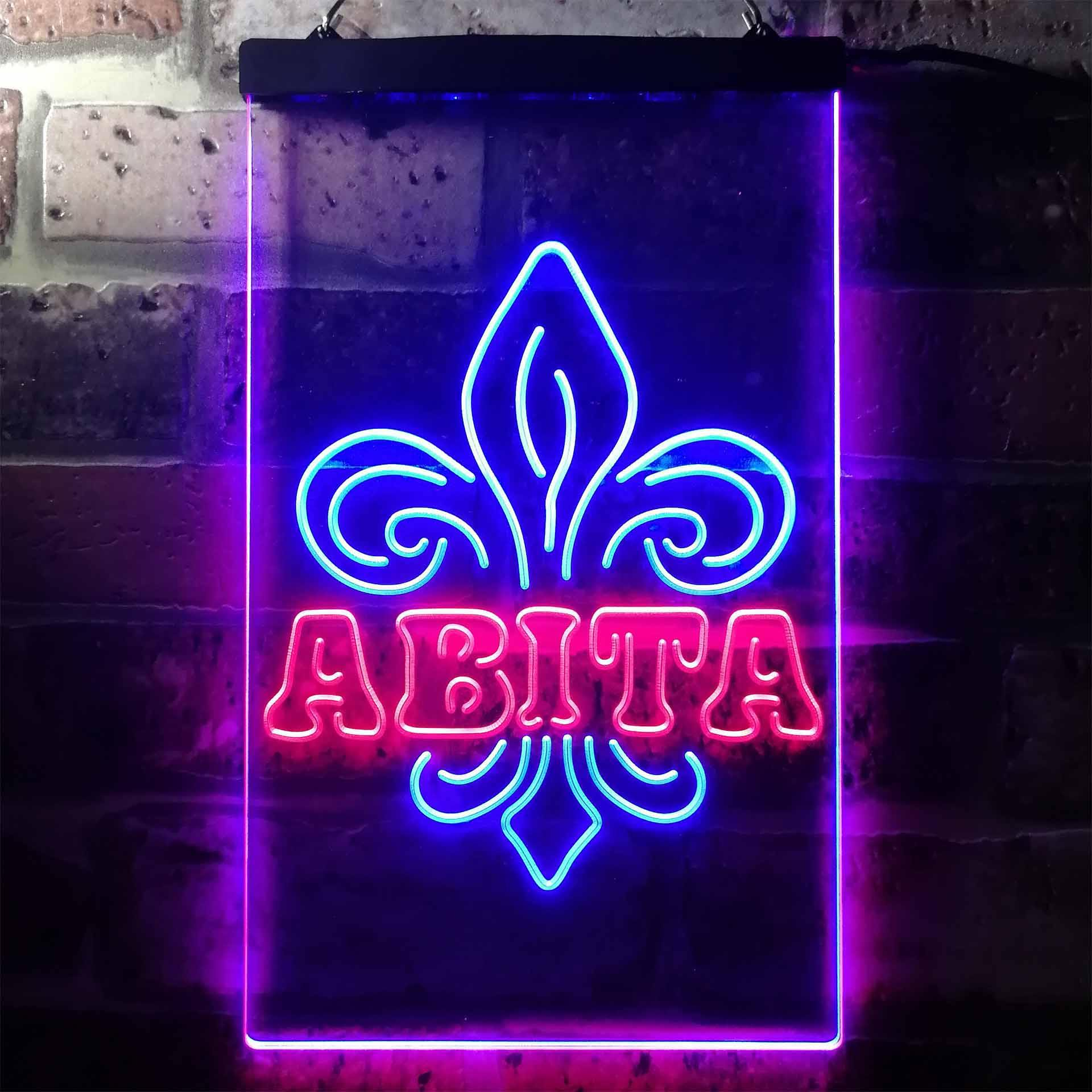 Abita Beer Dual Color LED Neon Sign ProLedSign