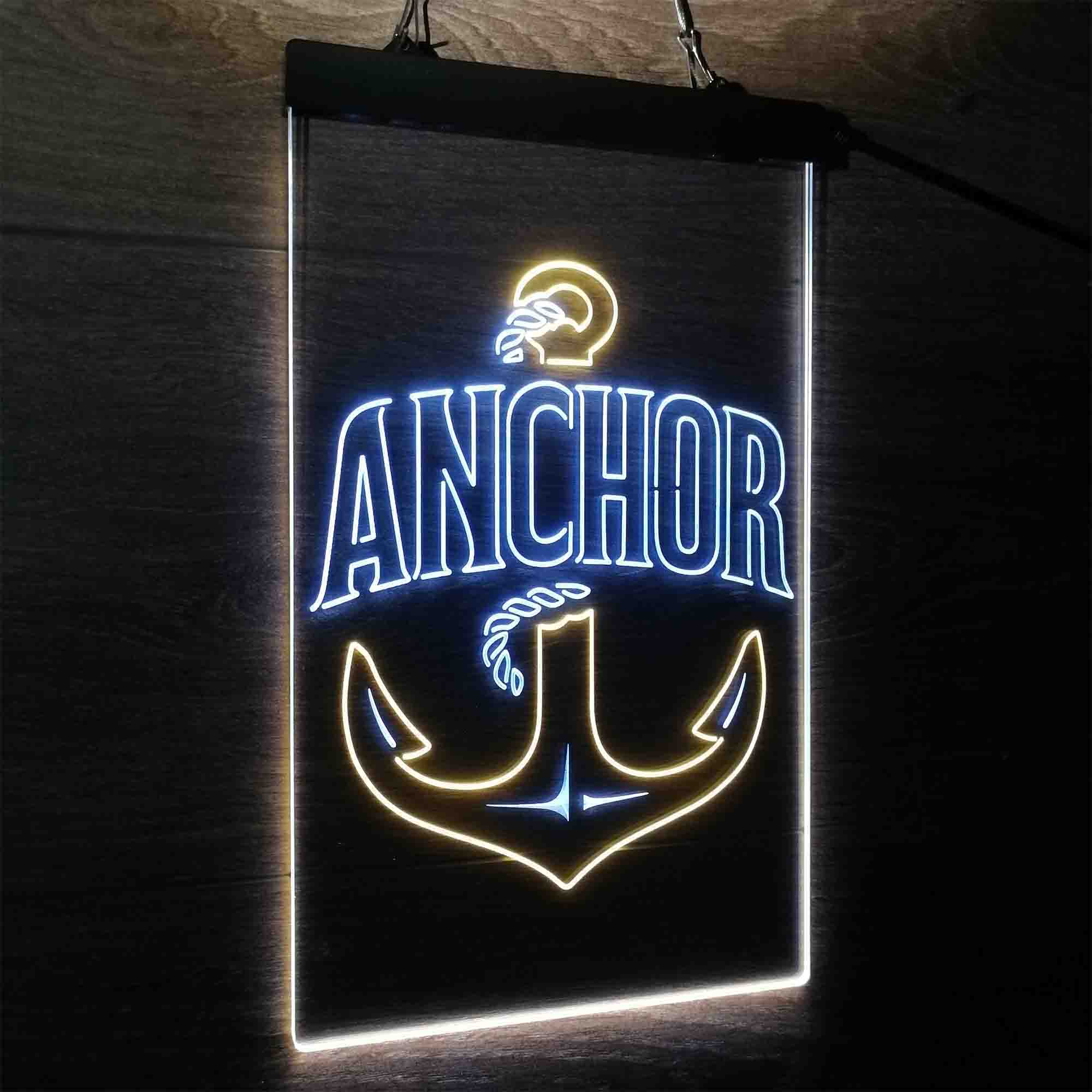 Anchor beer Neon-Like LED Sign