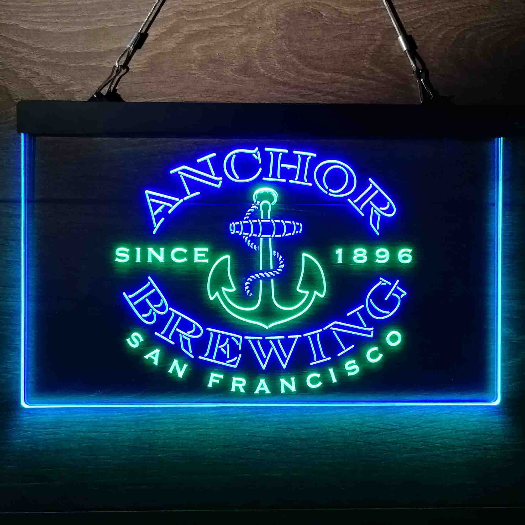 Anchor Brewing Co. Neon-Like LED Sign