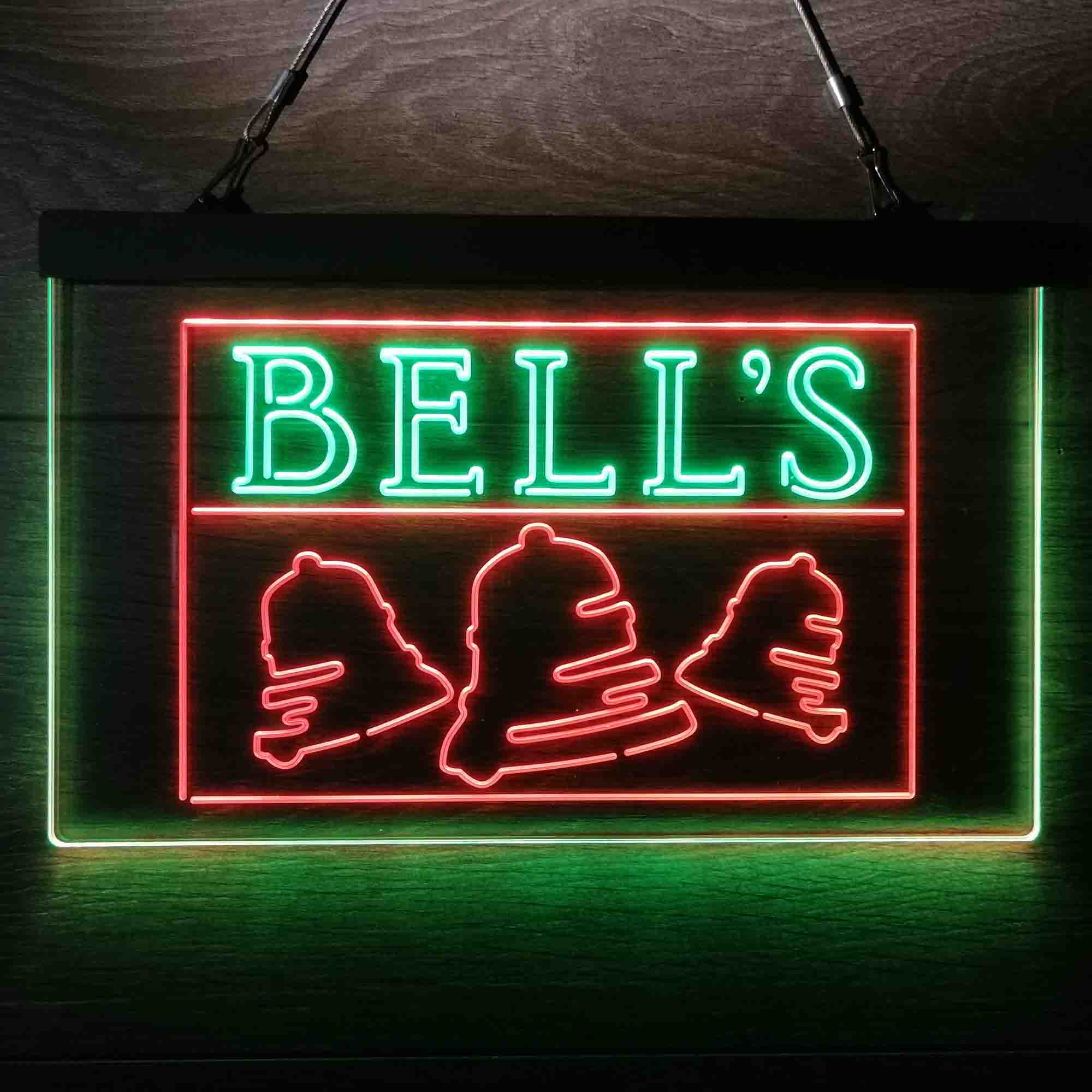 Bell's Brewery Co. Neon-Like LED Sign