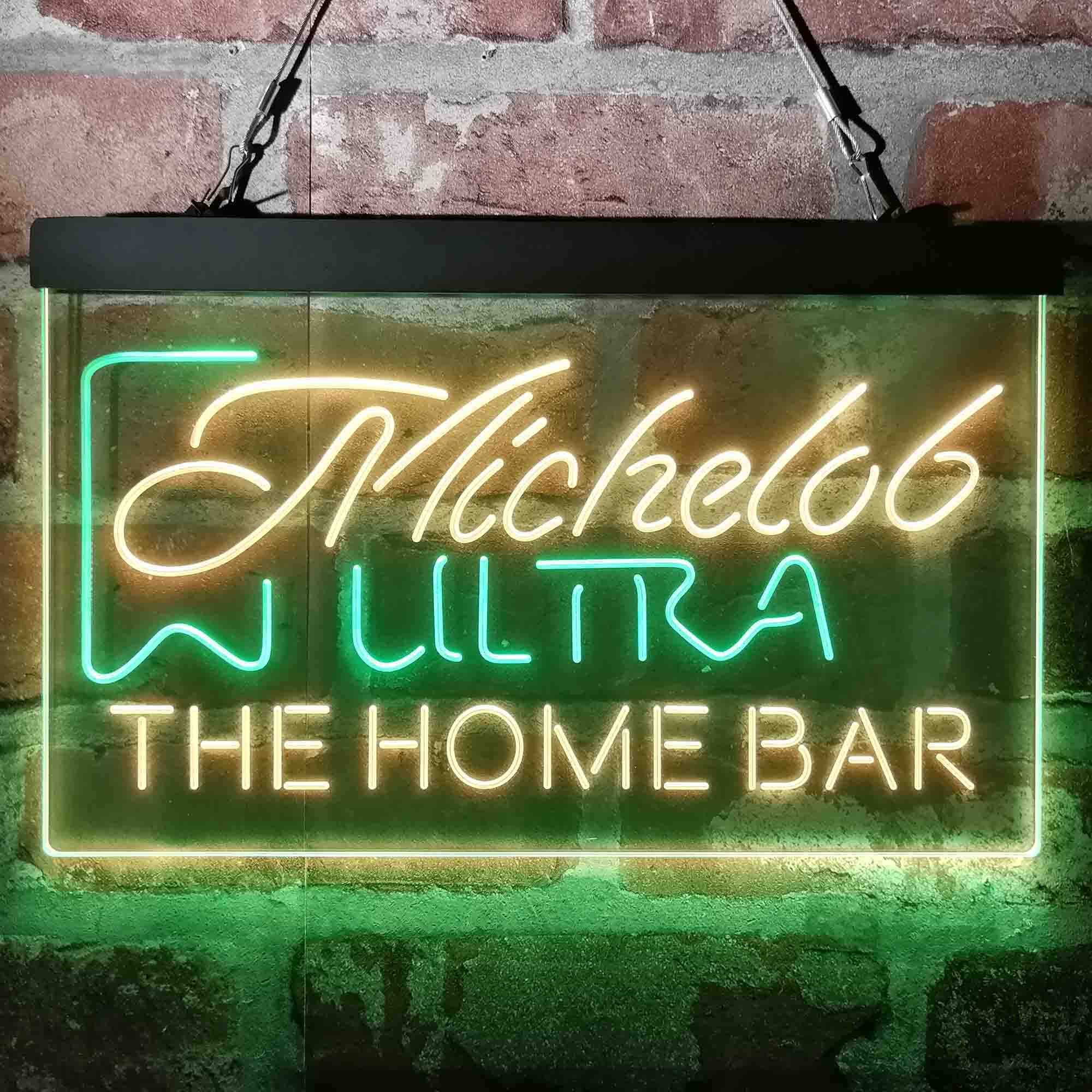 Custom Michelob Ultra Superior Light Neon-Like LED Sign